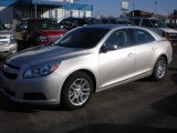 2013 Silver Ice Metallic Chevrolet Malibu ECO #72706503