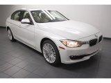 2013 Mineral White Metallic BMW 3 Series 328i Sedan #72706158