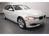 2013 Mineral White Metallic BMW 3 Series 328i Sedan #72706154