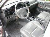 2002 Honda Passport Interiors