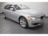 2013 Glacier Silver Metallic BMW 3 Series 328i Sedan #72706153
