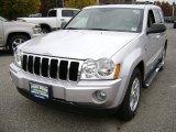 2006 Bright Silver Metallic Jeep Grand Cherokee Limited 4x4 #72705683