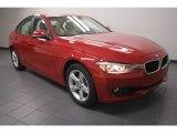 2013 Melbourne Red Metallic BMW 3 Series 328i Sedan #72706151
