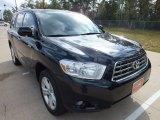 2010 Black Toyota Highlander Limited #72706489