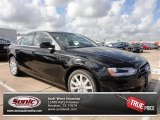 2013 Brilliant Black Audi A4 2.0T Sedan #72706017