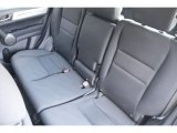 2010 Honda CR-V LX Rear Seat