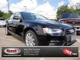 2013 Brilliant Black Audi A4 2.0T Sedan #72706014
