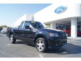 2008 Ford F150 FX2 Sport SuperCab Front 3/4 View