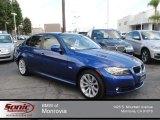 2009 Montego Blue Metallic BMW 3 Series 328i Sedan #72705995