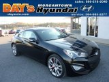 2013 Becketts Black Hyundai Genesis Coupe 3.8 Track #72706366