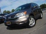 2011 Urban Titanium Metallic Honda CR-V EX #72705888