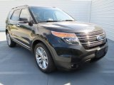 2013 Tuxedo Black Metallic Ford Explorer Limited #72705965