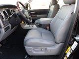 2013 Toyota Tundra Platinum CrewMax Graphite Interior