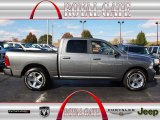 2011 Mineral Gray Metallic Dodge Ram 1500 Sport Crew Cab #72705749