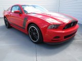 2013 Race Red Ford Mustang Boss 302 #72705956