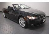 2009 Black Sapphire Metallic BMW 3 Series 328i Convertible #72706180