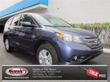 2012 Twilight Blue Metallic Honda CR-V EX #72765986