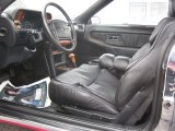 Chrysler TC Interiors