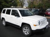 2013 Jeep Patriot Bright White