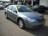 2009 Chrysler Sebring Steel Silver Metallic
