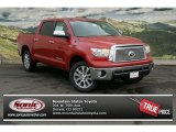 2013 Barcelona Red Metallic Toyota Tundra Platinum CrewMax 4x4 #72765964