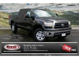 2013 Black Toyota Tundra SR5 CrewMax 4x4 #72765963