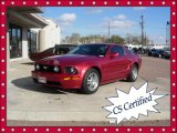 2006 Redfire Metallic Ford Mustang GT Premium Coupe #72766360