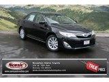 2012 Attitude Black Metallic Toyota Camry Hybrid XLE #72765943