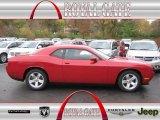 2013 Redline 3-Coat Pearl Dodge Challenger SXT #72766059