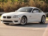 2007 Alpine White BMW M Coupe #72766349