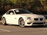 2007 BMW M Alpine White
