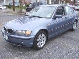 2004 Steel Blue Metallic BMW 3 Series 325xi Sedan #72766029