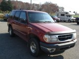 2001 Toreador Red Metallic Ford Explorer XLT 4x4 #72766329