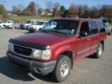2001 Ford Explorer Toreador Red Metallic