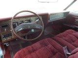 1975 Lincoln Continental Interiors