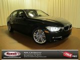 2013 Jet Black BMW 3 Series 335i Sedan #72766430