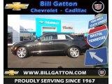 2013 Black Diamond Tricoat Cadillac ATS 2.5L #72766823