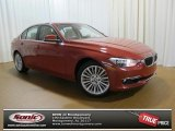 2013 Melbourne Red Metallic BMW 3 Series 328i Sedan #72766428