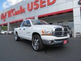2006 Bright White Dodge Ram 1500 SLT Quad Cab #72766131
