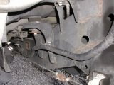 2005 Ford F150 XLT SuperCab 4x4 Undercarriage