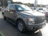 2010 Sterling Grey Metallic Ford F150 FX2 SuperCab #72766122