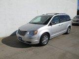 2008 Chrysler Town & Country Bright Silver Metallic