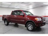 2005 Salsa Red Pearl Toyota Tundra SR5 Double Cab 4x4 #72766542