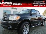 2005 Black Toyota Tundra SR5 Double Cab 4x4 #72766269