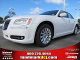 2013 Bright White Chrysler 300  #72766264