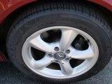 2001 Mercedes-Benz SLK 320 Roadster Wheel