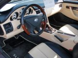 2001 Mercedes-Benz SLK 320 Roadster Sienna Beige Interior