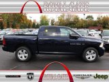 2012 True Blue Pearl Dodge Ram 1500 Express Crew Cab 4x4 #72826600