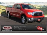 2011 Radiant Red Toyota Tundra TRD Double Cab 4x4 #72826527