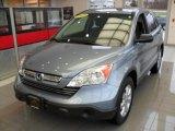 2009 Glacier Blue Metallic Honda CR-V EX 4WD #72826841